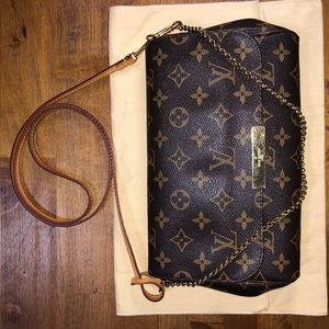 ♥️ FAVORITE MM Auth Louis Vuitton RARE Crossbody